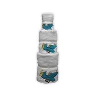 Torre toalla Avión